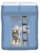 Britannia Lion Duvet Cover