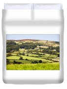 British Landscape Duvet Cover