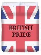 British Pride Duvet Cover