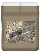 Broad Bodied Chaser Duvet Cover