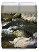 Broad River  Duvet Cover