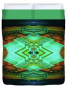 Broadway And 79th Duvet Cover