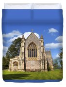Brockenhurst - Hampshire - Uk Duvet Cover