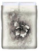 Broken Blossom Duvet Cover