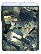 Broken Sky Duvet Cover
