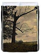 Broken Tree Duvet Cover