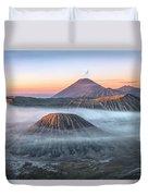 bromo tengger semeru national park - Java Duvet Cover
