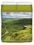 Bronte Country   Yorkshire England Duvet Cover