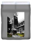 Bronty Church Duvet Cover