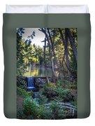 Brook Falls Duvet Cover