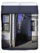 Brooklyn Alleyway Duvet Cover
