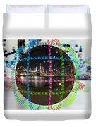 Brooklyn Ball 2 Duvet Cover