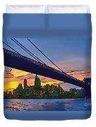 Brooklyn Bridge Collection - 2 Duvet Cover