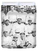 Brooklyn Dodger Champions Duvet Cover