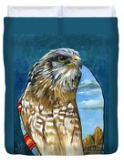 Brother Hawk Duvet Cover