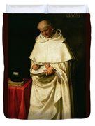 Brother Pedro Machado Duvet Cover