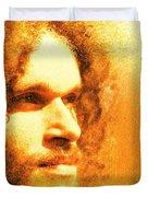 Brotherius V1 - Digital Person Duvet Cover