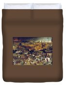 Bruegel: Triumph Of Death Duvet Cover