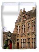Bruges 10 Duvet Cover