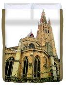 Bruges 15 Duvet Cover