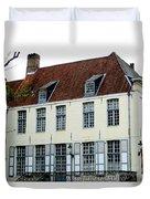Bruges 19 Duvet Cover
