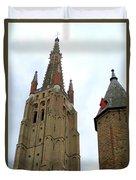 Bruges 20 Duvet Cover