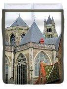 Bruges 26 Duvet Cover