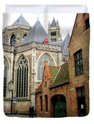 Bruges 27 Duvet Cover