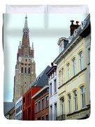 Bruges 3 Duvet Cover