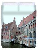 Bruges 4 Duvet Cover