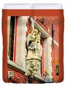 Bruges Detail 1 Duvet Cover