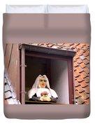 Bruges Detail 2 Duvet Cover
