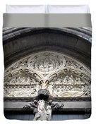 Bruges Detail 5 Duvet Cover