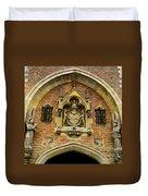 Bruges Detail 9 Duvet Cover