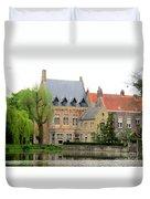 Bruges Sashuis 1 Duvet Cover