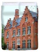 Bruges Sashuis 3 Duvet Cover