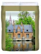 Bruges Sashuis 4 Duvet Cover