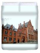 Bruges Sashuis 5 Duvet Cover