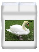 Bruges Swan 1 Duvet Cover