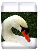 Bruges Swan 2 Duvet Cover