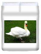 Bruges Swan 3 Duvet Cover