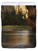 Bruneau Canyon Duvet Cover