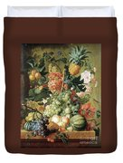 Brussel Fruits 1789 Duvet Cover