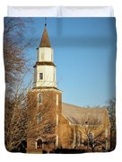 Bruton Parish Episcopal Church Duvet Cover