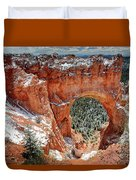 Bryce Arch Duvet Cover