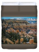 Bryce Canyon Series #2 Duvet Cover