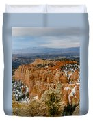 Bryce Canyon Series #7 Duvet Cover