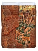 Bryce Canyon 21 - Sunrise Point Duvet Cover