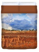 Bryce Canyon 27 - Sunset Point Duvet Cover
