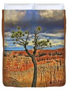 Bryce Canyon 46 - Sunrise Point Duvet Cover